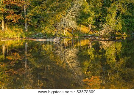 Reflections, Presque Isle River