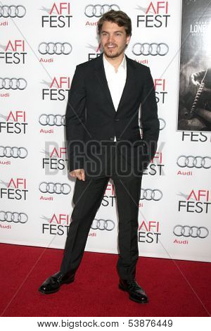 LOS ANGELES - NOV 12:  Emile Hirsch at the