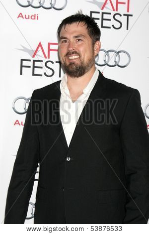 LOS ANGELES - NOV 12:  Marcus Luttrell at the