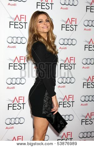 LOS ANGELES - NOV 12:  Mara Menounos at the