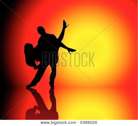Dancers Sun