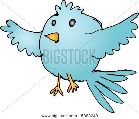 Fat Round Bird