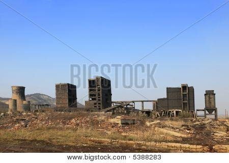 Heavy Industry Ruins