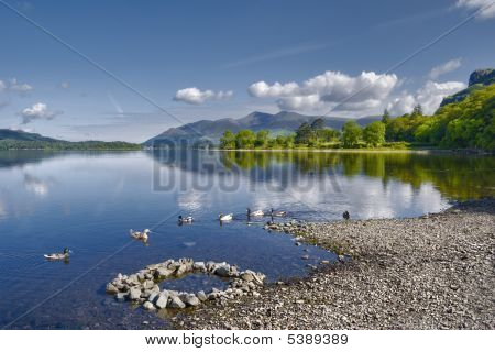 Derwent Water Lake