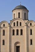 stock photo of tithe  - Tithe church in Kiev Ukraine eastern Europe - JPG