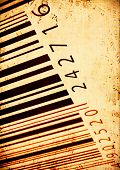 Abstract Bar Code Labels