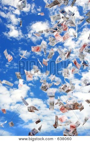 Sky Full Of Money