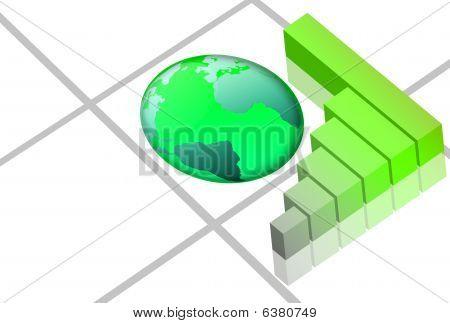 3D Market Graph