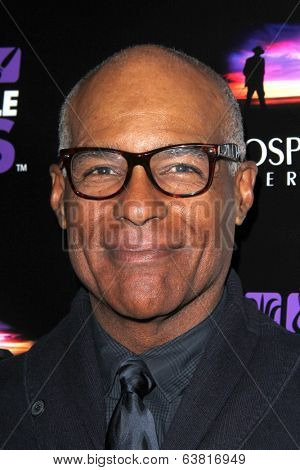 LOS ANGELES - APR 15:  Michael Dorn at the