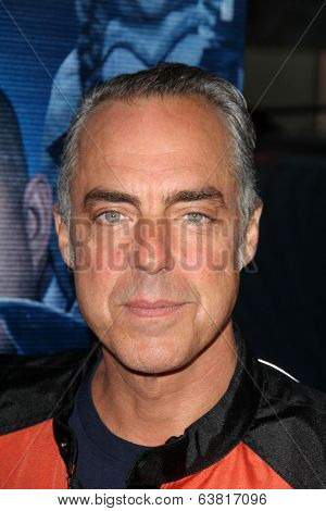 LOS ANGELES - APR 16:  Titus Welliver at the