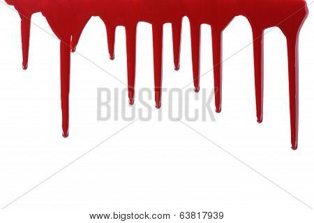 Clotted Blood