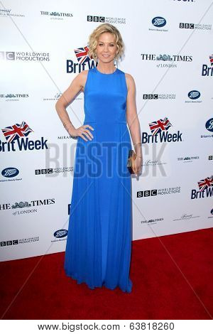 LOS ANGELES - APR 22:  Jenna Elfman at the 8th Annual BritWeek Launch Party at The British Residence on April 22, 2014 in Los Angeles, CA