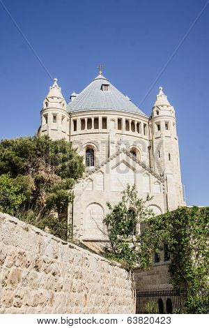 The Dormition Abbey