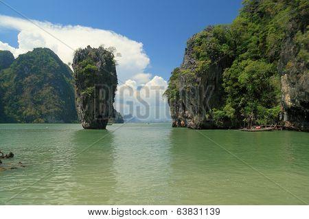 Khao Phing Kan (James Bond) island
