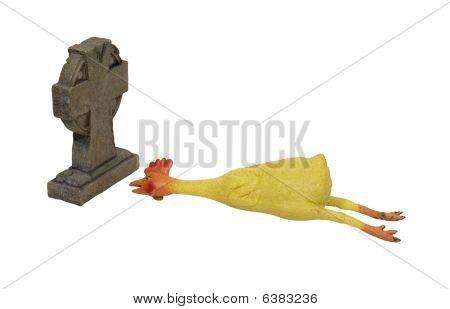 Broma muerto
