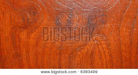 Orange Wood Texture