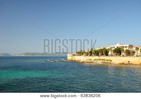 Alghero Seafront