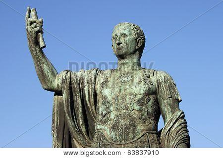Statue of Emperor Nerva