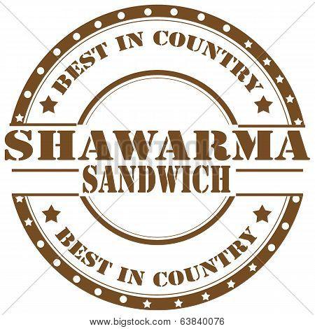 Shawarma-stamp