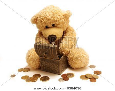 Teddy-bear&treasure