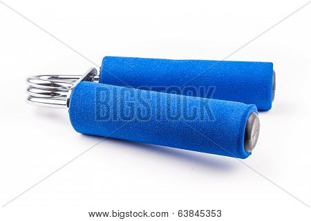 Hand Gripper isolated on white background