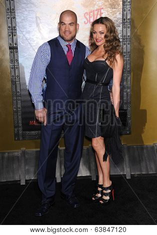 LOS ANGELES - MAR 04:  Tito Ortiz arrives to the