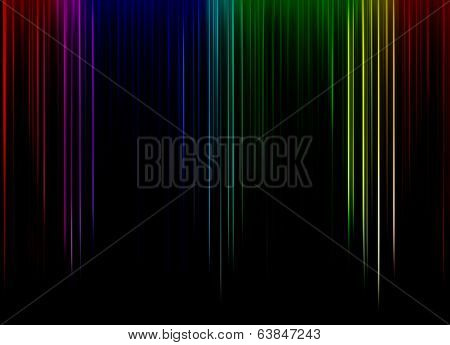 Abstract Dark Striped Background.