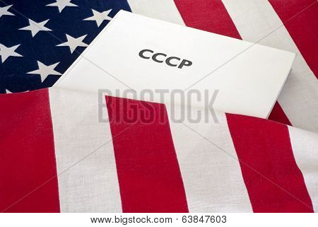cold war USA and USSR