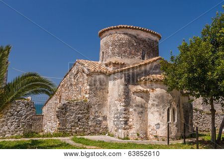 An old Greek orthodox monastery