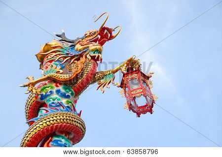 The Dragon On The Pole
