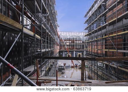 Construction Or Renovation Of Building