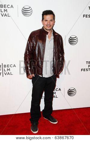 NEW YORK-APR 22: Actor John Leguziamo attends the premiere of
