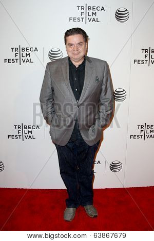 NEW YORK-APR 22: Actor Oliver Platt attends the premiere of