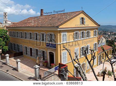 Grasse - Parfumerie Fragonard Factory
