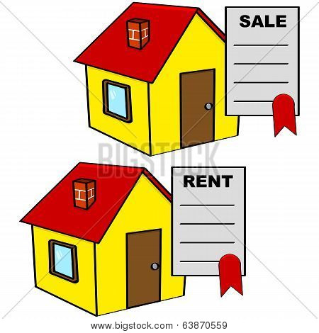 House For Sale And For Rent