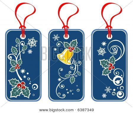 Christmas Price Tags Set