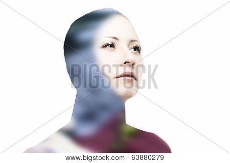 Conceptual Beauty Portrait