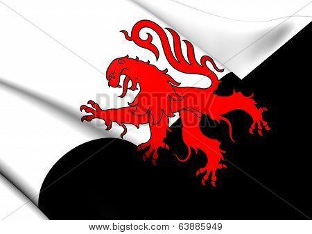 Flag Of Poitou