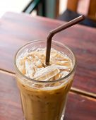 foto of frappe  - Refreshing coffee - JPG