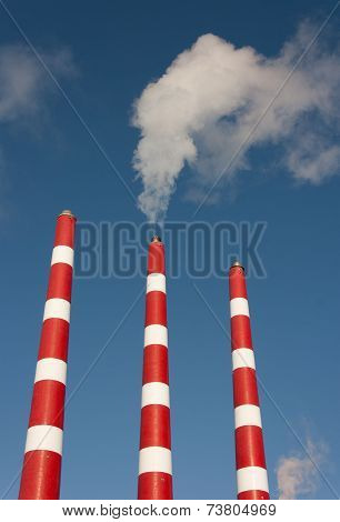 Industrial Stacks