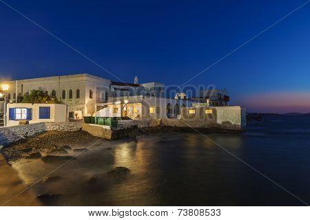 Mykonos Corner