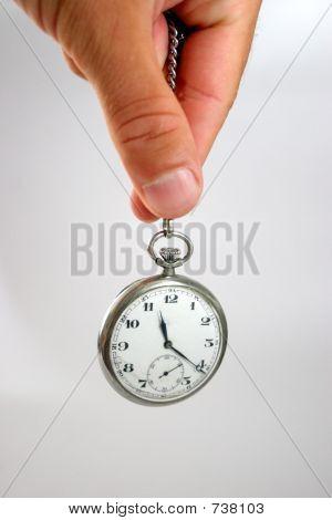 reloj hipnotismo
