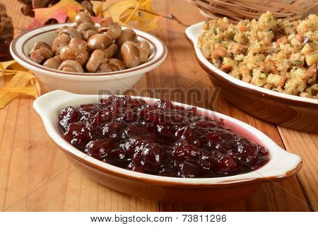 Chunky Cranberry Sauce