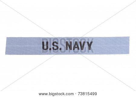 Us Navy Uniform Badge