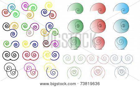Spiral Shapes