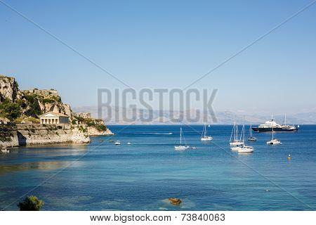 Corfu Fortress