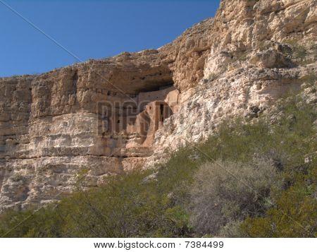 Montezuma Castle National Park Arizona