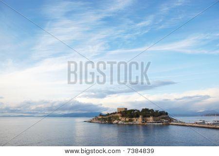 Pigeon Island Turkey