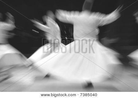 Dervishes Dancing