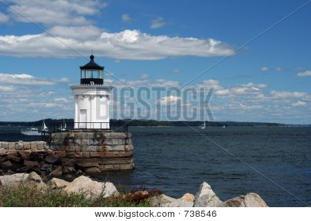 Lighthouse, Portland, Me